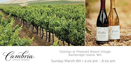 Jackson Family Wines Tasting - Pleasant Beach Village tickets