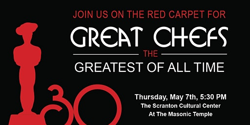 Women's Resource Center's 30th Annual Great Chef's