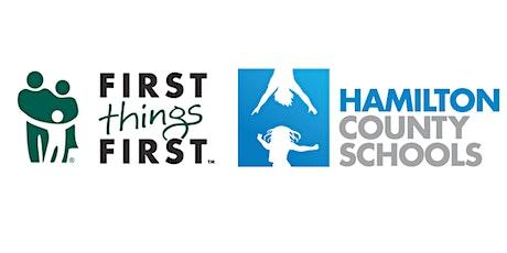 Hamilton County Schools Parent University: Preparing for Kindergarten tickets