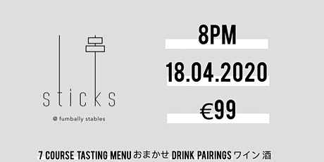 sticks @ fumbally stables  tickets