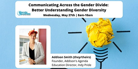 DRTCI Monthly Event: Communicating Across the Gender Divide tickets