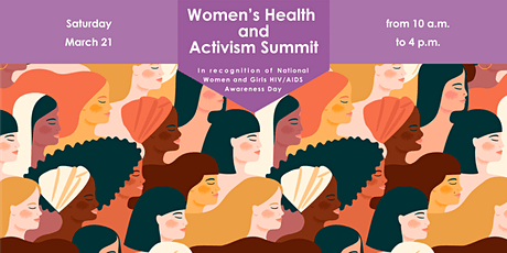 Women's Health and Activism Summit tickets
