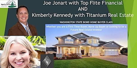 Home Buyer Class w/ Kimberly Kennedy & Joe Jonart tickets