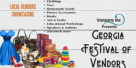 Georgia Festival of Vendors tickets