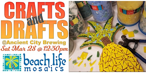 Crafts & Drafts in St. Augustine @ Ancient City Brewing