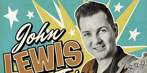 John Lewis-  Concert Missy Sippy- Free entrance