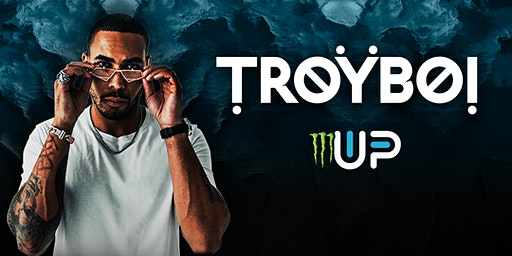 Monster Energy Up & Up Festival presents TROYBOI at Penn State
