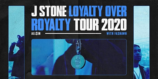 "J Stone & Fashawn's ""Loyalty Over Royalty"" Tour w/ Keifer, YoungBoy37 +more"