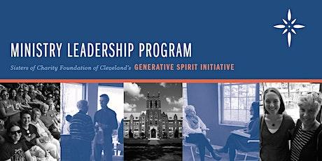 Information Session #1: Ministry Leadership Program 20-21 tickets