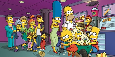 THE SIMPSONS Trivia at THE SANDS tickets