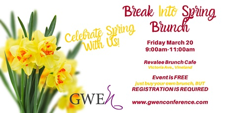 Break Into Spring Brunch tickets