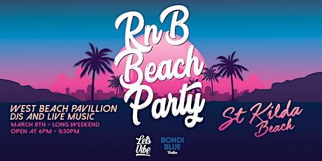Bondi Blue X Lets Vibe // RnB Beach Party tickets