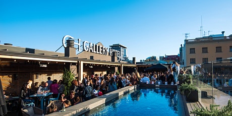 High Thursdays  // Rooftop Party at The Top entradas
