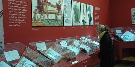 Join a tour through the history of medicine exhibition at The Huntington tickets