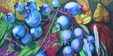 Coloured Pencil Art with Dee Poisson tickets