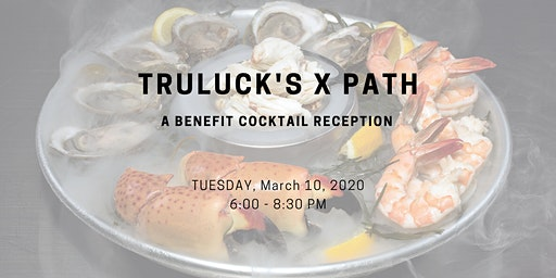 Join us for an evening at Truluck's Miami benefiting PATH Programs