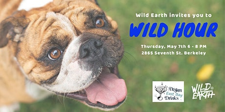 East Bay Vegan Drinks / Wild Earth Happy Hour tickets