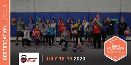 Autism Fitness Level 1 - Livonia-MI - July-18-19-2020 tickets