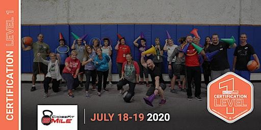 Autism Fitness Level 1 - Livonia-MI - July-18-19-2020