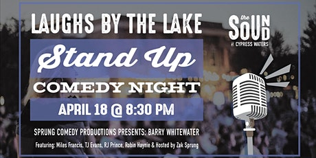 Laughs by The Lake tickets