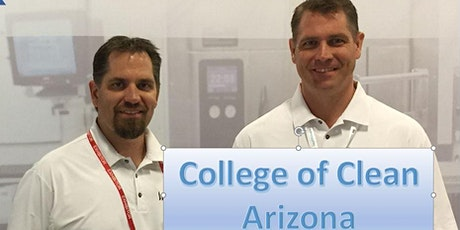 College of Clean - Arizona tickets