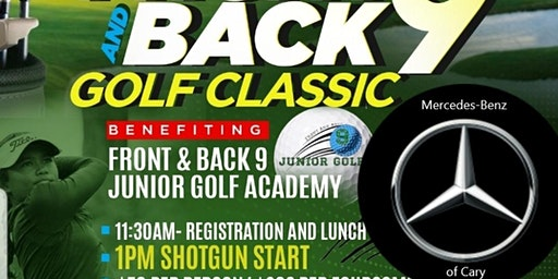 F&B 9 Golf Classic Brought To You By Mercedes Benz of Cary