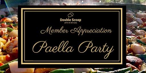Members Appreciation Paella Party