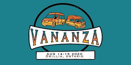 Vananza tickets