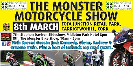 Monster Motorcycle Show tickets