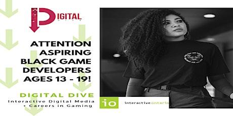 Digital Dive Workshop Series - Toronto tickets