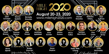 Women's Mingle & Mastermind | MILE HIGH tickets