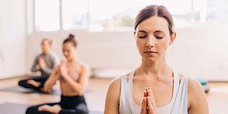 Heart Balance - Yoga, Tapping & Meditation tickets