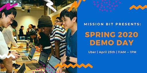 Mission Bit Presents: Spring 2020 Demo Day