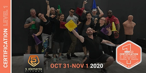 Autism Fitness Level 1-Fairview-IL -Oct- 31-Nov-1- 2020