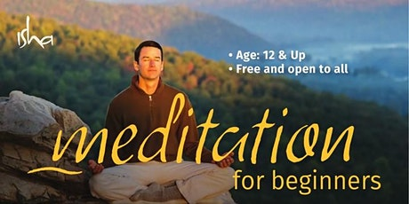Meditation For Beginners @  Little elm tickets
