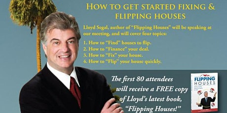 How to Find, Finance, Fix, and Flip Houses tickets