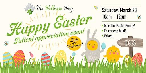 Easter Patient Appreciation Event