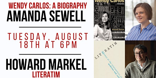 Author Event with Markel & Sewell