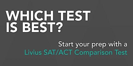 FREE SAT/ACT comparison exam
