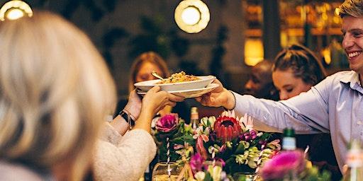 Eat Like an Italian Events – Spring Edition (Beverley)