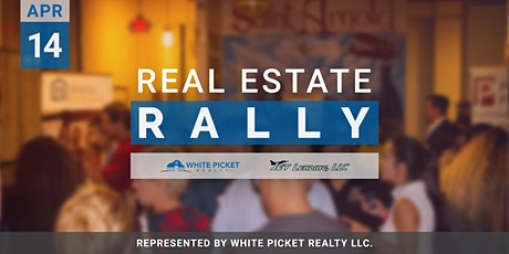 Real Estate Rally // April 2020 tickets
