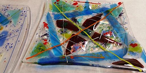 Fused Glass Plate/Bowl Workshop