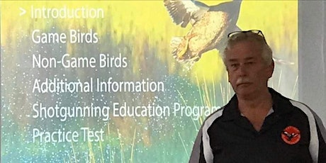 Geelong Field and Game's Waterfowl Identification Test (WIT) - March  tickets