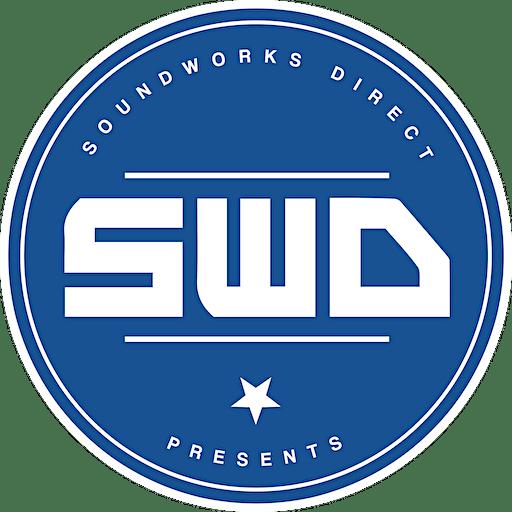 SWD Presents logo