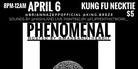 PHENOMENAL tickets