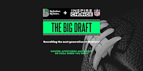 Big Brothers Big Sisters of San Diego presents: The Big Draft 2020 tickets