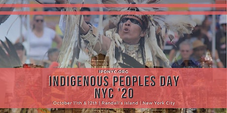 Indigenous Peoples Day NYC 2020 tickets