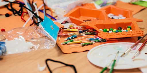 Wonderful Creations Story Stomp  - School Holidays - New Lambton Library