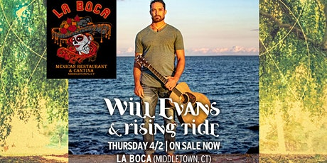 Will Evans & Rising Tide tickets