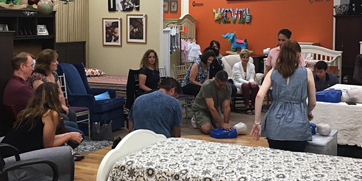 Infant/Child CPR/SIDS Reduction Certification
